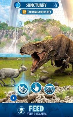 Jurassic World Alive1