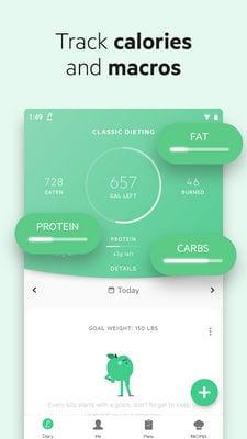Lifesum - Diet Plan, Macro Calculator & Food Diary.1