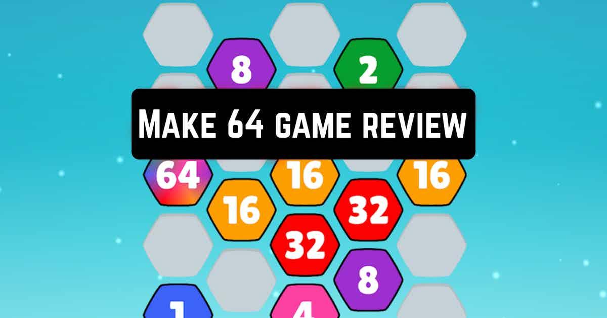Make 64 game review