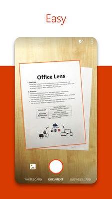 Microsoft Office Lens - PDF Scanner1