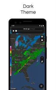 NOAA Weather Radar Live & Alerts