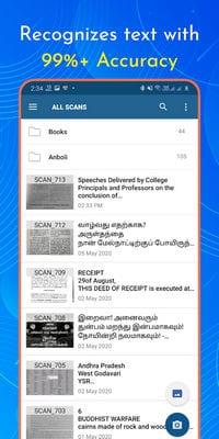 OCR Text Scanner Convert an image to text1