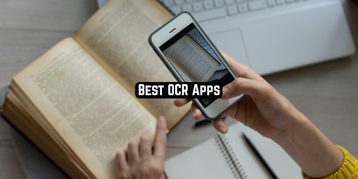 OCR apps