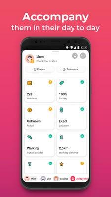 Safe365❗Eldercare App, Routines, Locator and more2