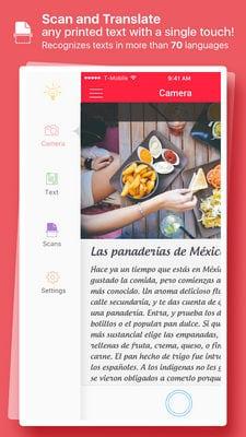 Scan & Translate+ Text grabber1