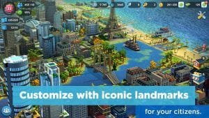 SimCity screen 2
