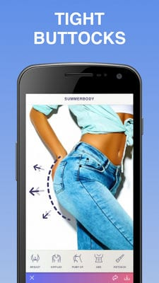 Summer Body - Body and Muscle Photo Editor1