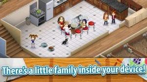 Virtual Families 2 screen 1
