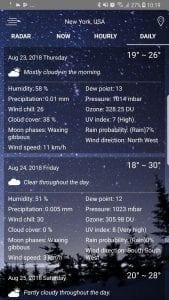 Weather Radar free