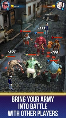 World of Monsters2