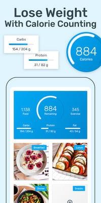 YAZIO Calorie Counter, Nutrition Diary & Diet Plan1