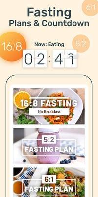 YAZIO Calorie Counter, Nutrition Diary & Diet Plan2