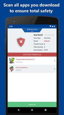 Zemana Antivirus 2020 Anti-Malware & Web Security2