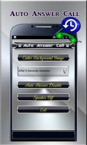auto answer call1