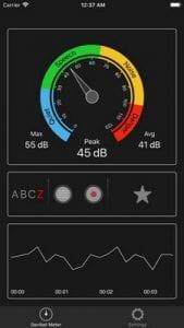 decibel meter sound meter1