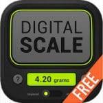 digital scale free