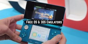 free ds and 3ds emulators