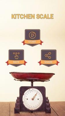 kitchen scale emiway1