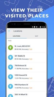 mSpy Lite Phone Family Tracker 2