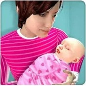 pregnant mother stimulator