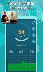 sound meter decibel meter noise detector2