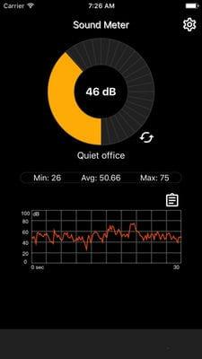 sound meter simple detector2