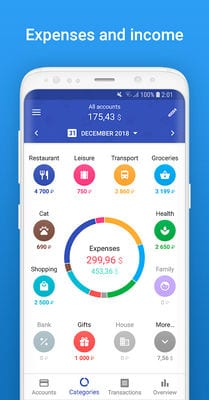 1Money - Expense Tracker, Money Manager, Budget1