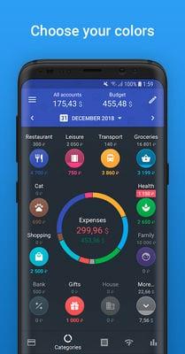1Money - Expense Tracker, Money Manager, Budget2
