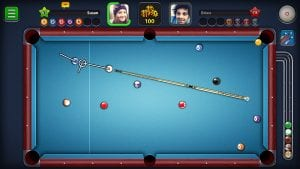 8 Ball Pool screen 1