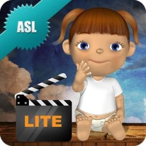 ASL Dictionary for Baby logo