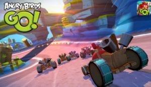 Angry Birds Go! screen 2