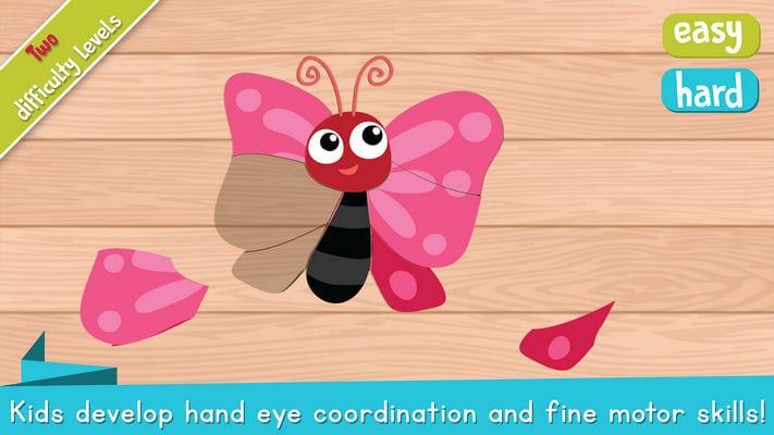 Animals Puzzle for Kids Preschool1