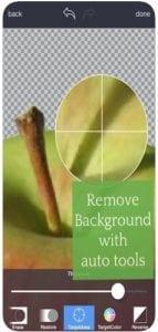 Background Eraser superimpose2