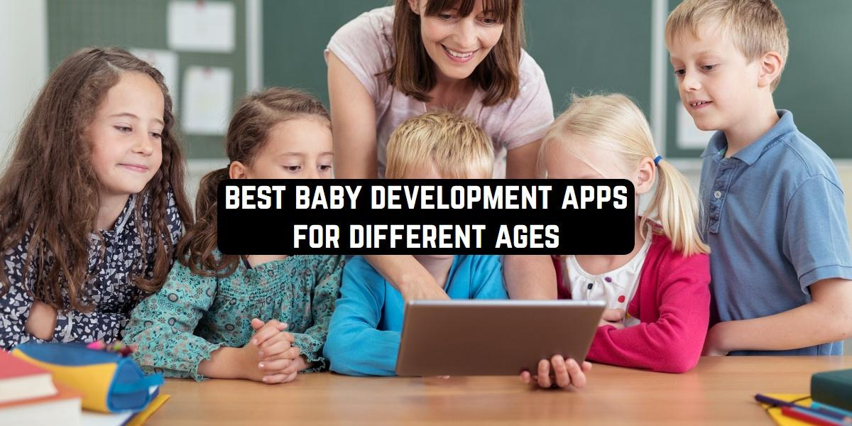 Best Baby Development Apps for Different Ages