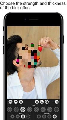 Blur & Mosaic1