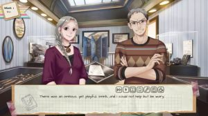 C14 Fating Visual Novel