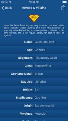 Characterize - Randomize Names2