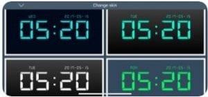 Digital Clock2