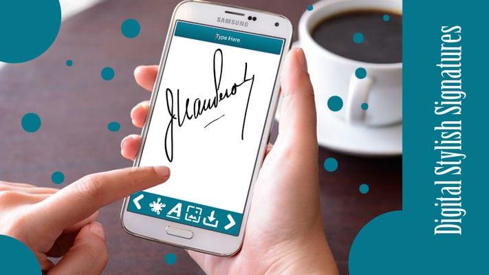 Digital Signature E-Signature1