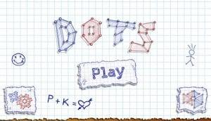 Dots Online screen 1