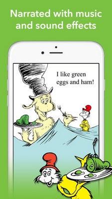 Dr. Seuss Treasury Kids Books2