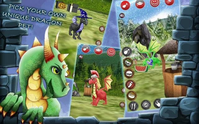Dragon Pet1