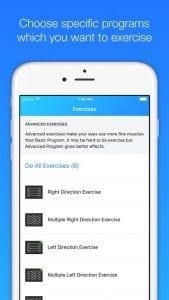 Eye Exerciser Free - Eye Training screen 1