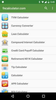 Financial Calculators2