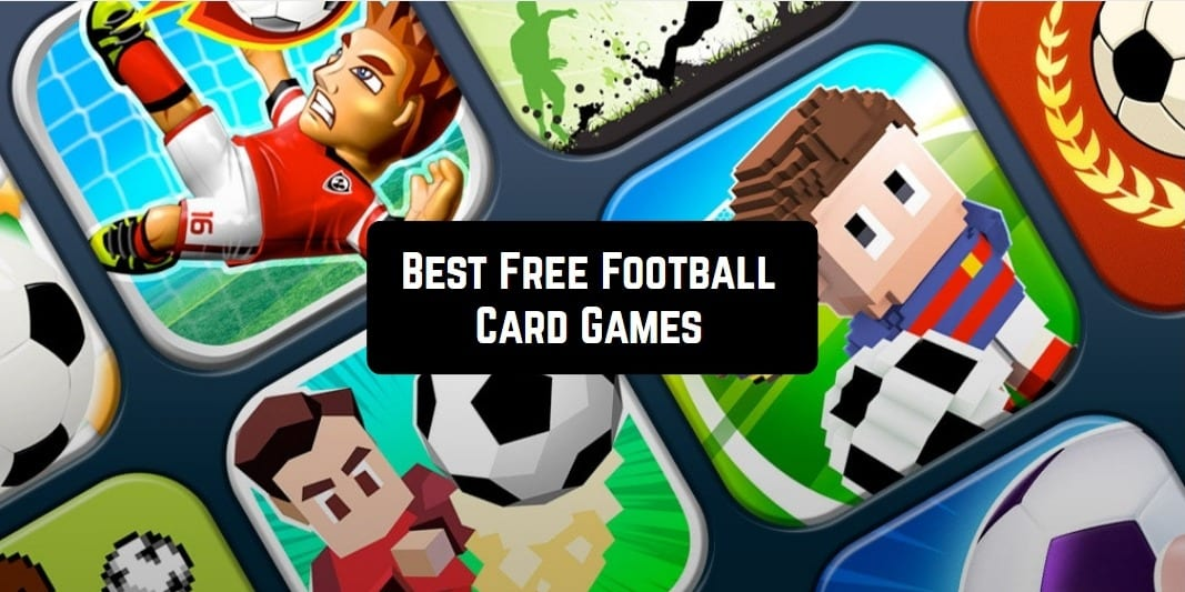 Free Football Card Games