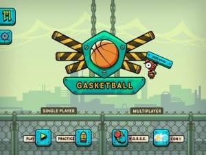 Gasketball screen 1