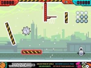 Gasketball screen 2
