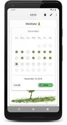 Grow - Habit tracking2