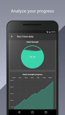 HabitHub - Habit tracker & goal tracker motivation1