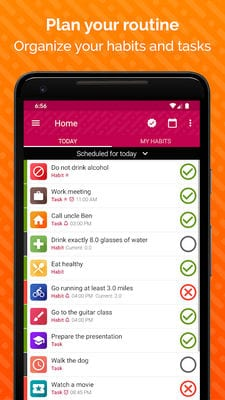 HabitNow - Daily Routine, Habits and To-Do List1